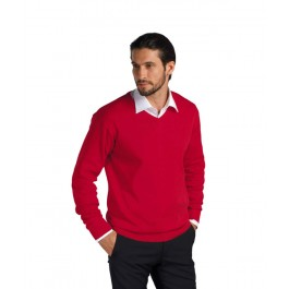 Men's V-neck Sweater Galaxy
