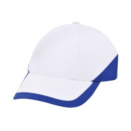 White-Royal Blue