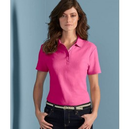Polo Softstyle Double Piqué SS for Her