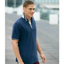 J&N Men's Lifestyle Polo