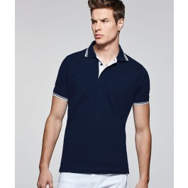 Montreal Contrast Polo