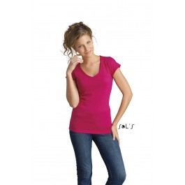 Women's V-Neck T-Shirt Mild
