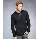 Anvil T-Shirt Hooded LS for Him