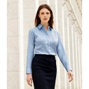 Oxford Shirt Longsleeve Lady-Fit