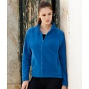 Lady-Fit fleece vest full-zip