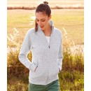 Lady-Fit sweater jacket