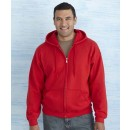 Sweater Hooded Full Zip Heavyblend for Him