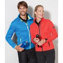 J&N Ladies' Sports Softshell Jacket