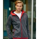 J&N Men's Hooded Fleece