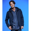 J&N Men's Knitted Fleece Hoodie