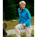 J&N Ladies' Structure Fleece Jacket