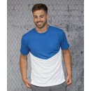 T-Shirt Contrast Sport SS for Him