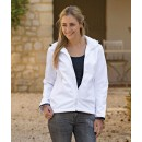 Dames Jacket Hooded Softshell