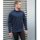 Proact heren runningsweater met halsrits