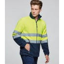 Altair Hi-Viz Fleece Full ZIp