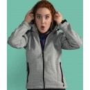 SG Ladies Knitted Bonded Fleece