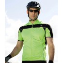 Men Bike Full Zip Top