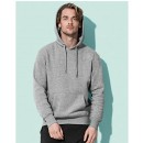 Sweater Hooded Active Heren