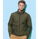 Men's Active Quilted Jacket