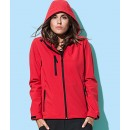 Women's Active Softest Shell Hooded Jacket