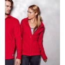 Dames Polar Fleece Cardigan Active