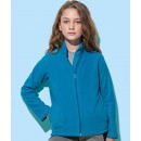 Kids Polar Fleece Cardigan Active