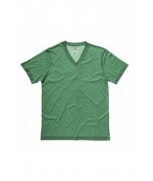 Triblend V-neck T-shirt for him