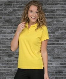 Lemon & Soda Polo Jersey SS for Her