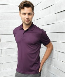 Men's Coolchecker Piqué Polo
