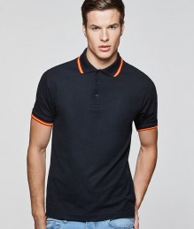 Nation Contrast Polo