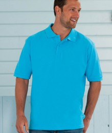 Russell Men's Classic Cotton Polo