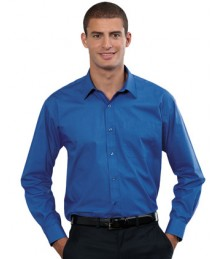 Russell cotton poplin shirt