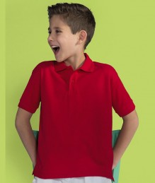 SG Kids' Poly Cotton Polo