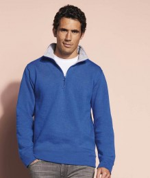 Men's Sweat Shirt Scott 1/4 Zip