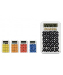 Mini calculator transparant